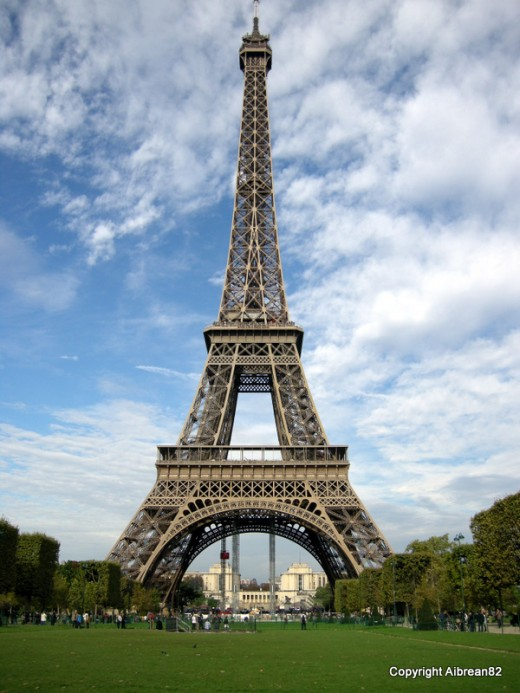 No trip to Paris is complete without a visit to the Eiffel Tower.