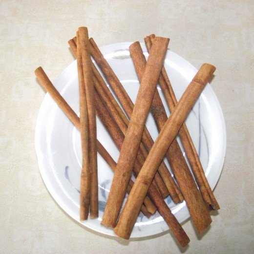 A cinnamon stick is a wonderful way to flavor a hot cup of tea.