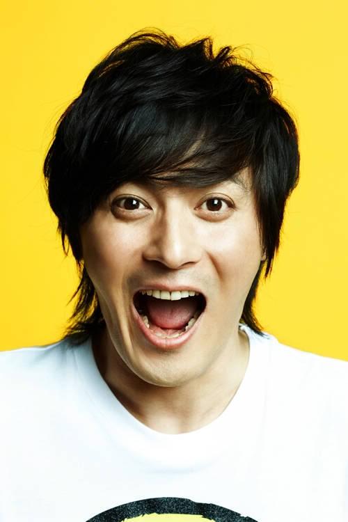 Jang Dong Gun hairstyle