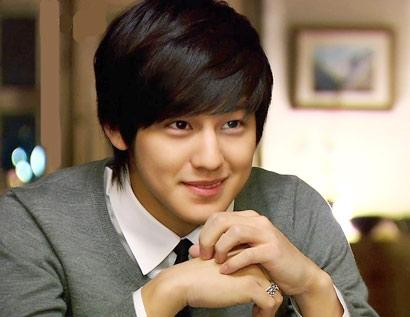 Kim Bum hairstyle