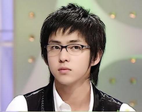 Kim Kibum hairstyle