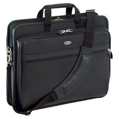 Targus 17″ Deluxe Leather Laptop Case
