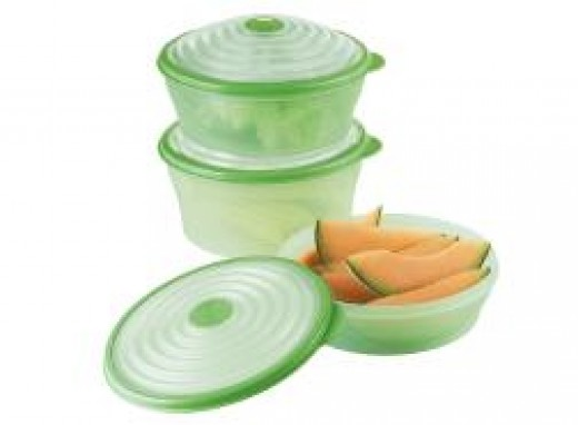 Stuffables Containers