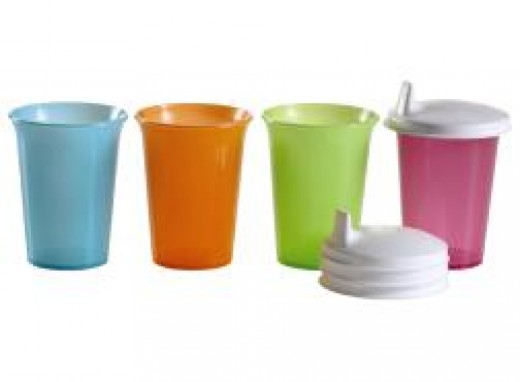 Domed Bell Tumbler Sippy Cup