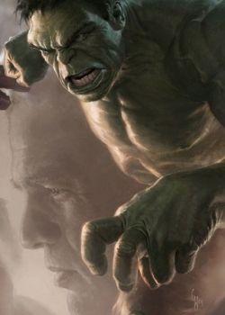 Hulk from Avengers