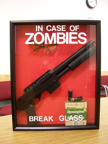 Break glass!