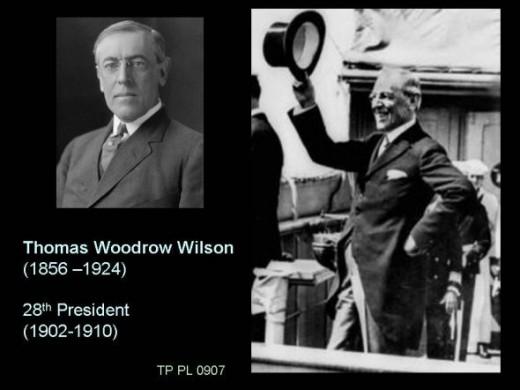 Wilson & Eisenhower
