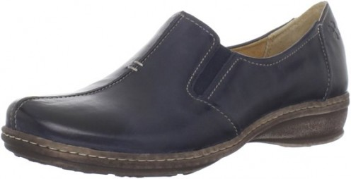 Naturalizer Women's Malvina Loafers - Inky Navy Color