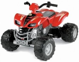 Power Wheels Kawasaki KFX with Monster Traction