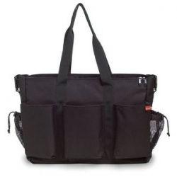 Skip Hop Duo Double Deluxe Diaper Bag