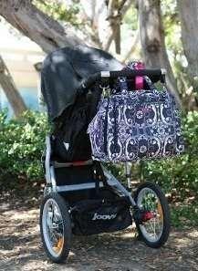 Ju-Ju-Be Be Prepared Diaper Bag
