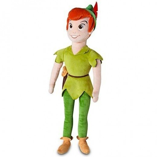 Plush Peter Pan