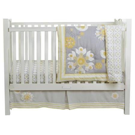 Sweet Sunshine - MiGi 3 Piece Crib Set