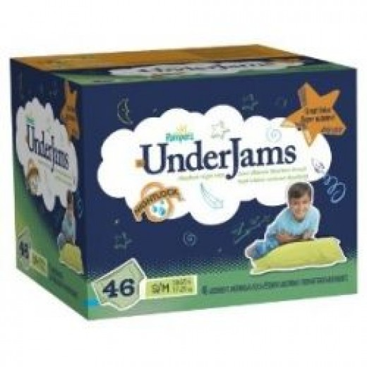 Pampers Underjams Diapers