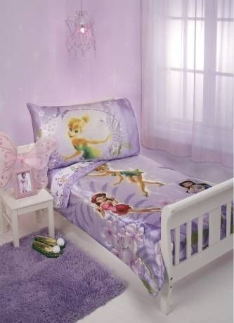Disney Tinkerbell Garden Treasures 4 piece Toddler Set