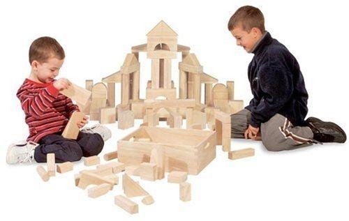 60-Piece Standard Unit Blocks