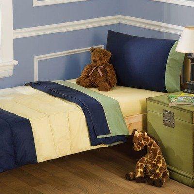 Jacob 4 Piece Toddler Bedding Set