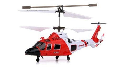 Syma S111G Coast Guard Rescue RC Helicopter