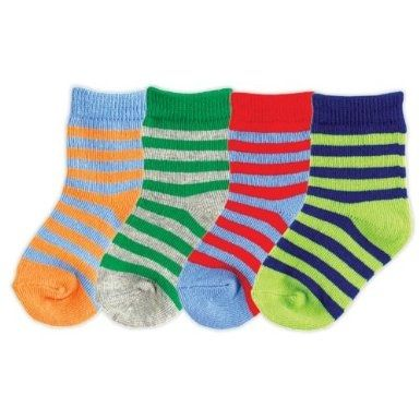 4-Pack Colorful Socks