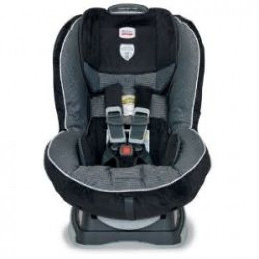 Britax Marathon 70-G3 Convertible Car Seat