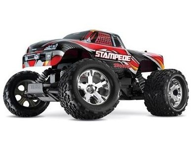 Traxxas RTR 1/10 Stampede