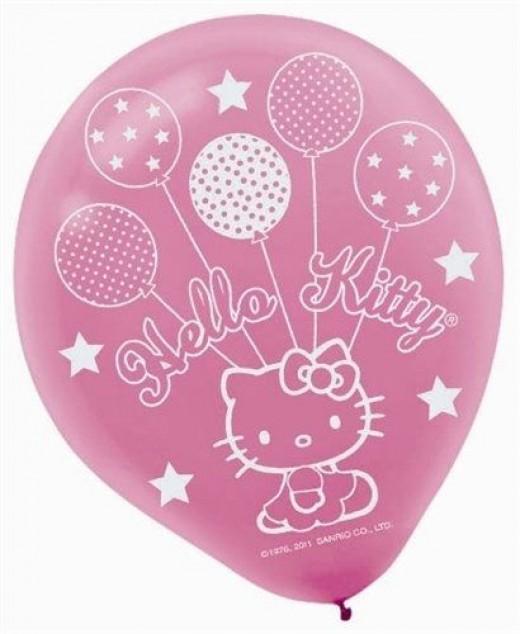 Hello Kitty Party Supplies Ballon Dreams