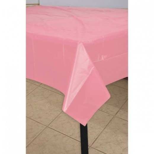 Light Pink Tablecloth