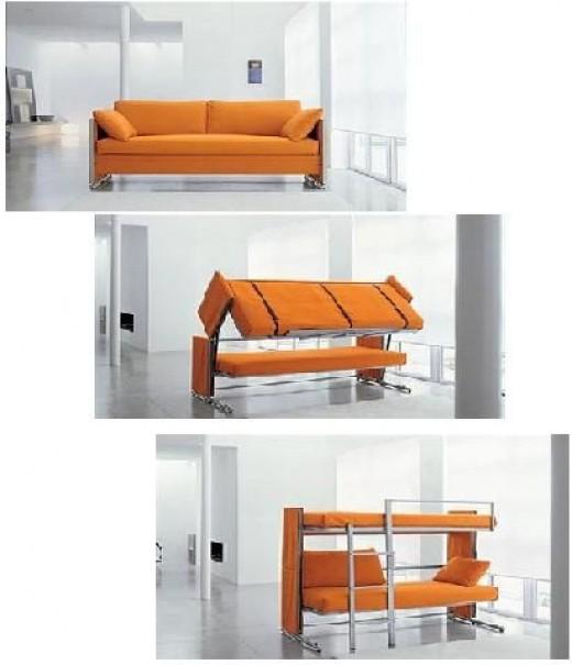 Unusual Furniture Pieces: Unique Multi-Purpose Furniture Pieces