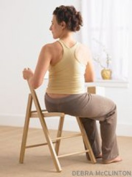 Yoga Practice for Scoliosis