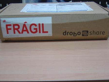 DroboShare Box