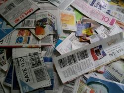 Stockpiling Coupons