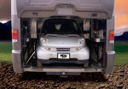 Smart Car In Travel Supreme A Class Motor Home