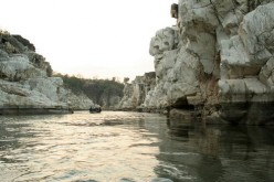 The Marble Rocks Of Jabalpur