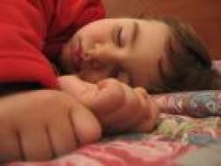 Sweet sleep.