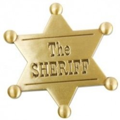 Sheriff Badges & Why They Have A Five Pointed Star