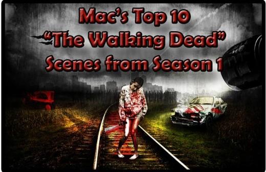 Top Ten Walking Dead Scenes