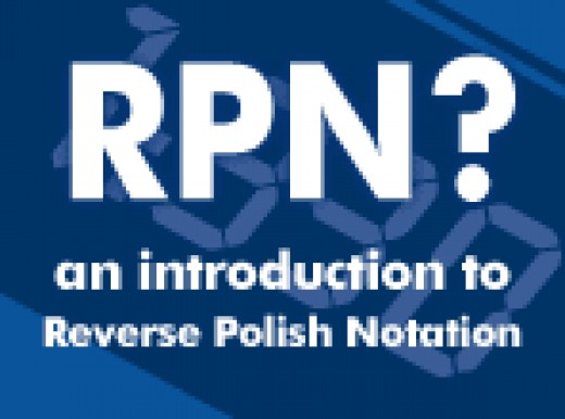 HP's guide to RPN (Reverse Polish Notation)