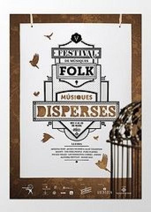 Músiques Desperses - folk festival in Lleida, Barcelona and Guissona