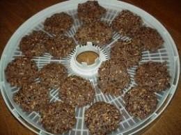 Dehydrating Cookies