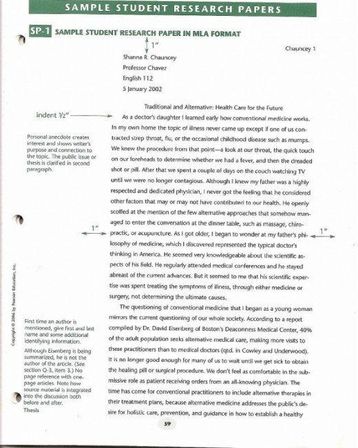 research paper introduction example and sample hubpages research paper introduction example