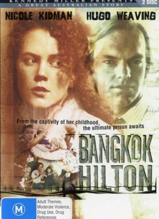 Current Australian DVD Cover
