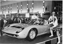 The Lamborghini - Miura