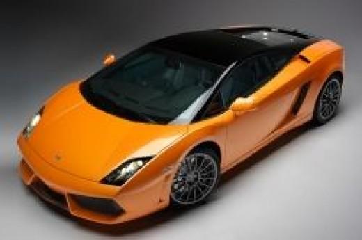 The Lamborghini - Gallardo