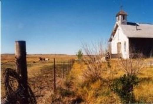 Scenic Church