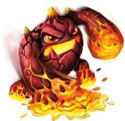 Eruptor - born to burn