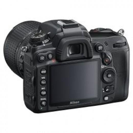Nikon D7000 vs D3100