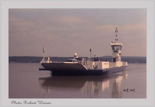 Oka-Hudson Ferry