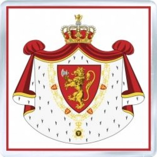 Norway-Coat-of-Arms