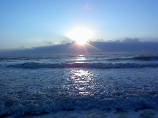 I love the ocean! Outer Banks, NC