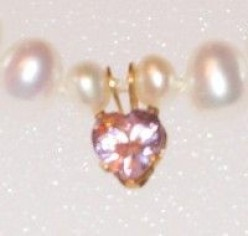 Set a Heart Gemstone in a Prong Setting
